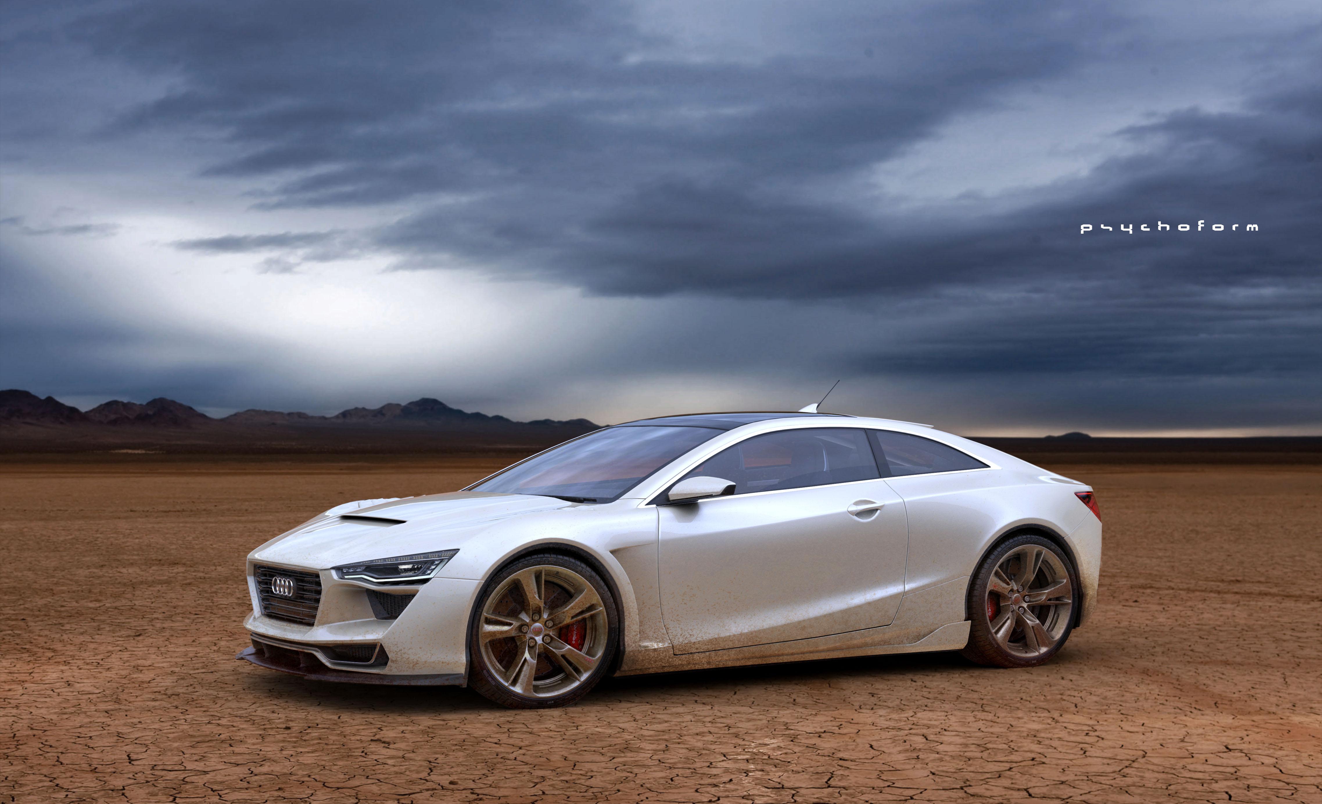 Audi Coupe Concept