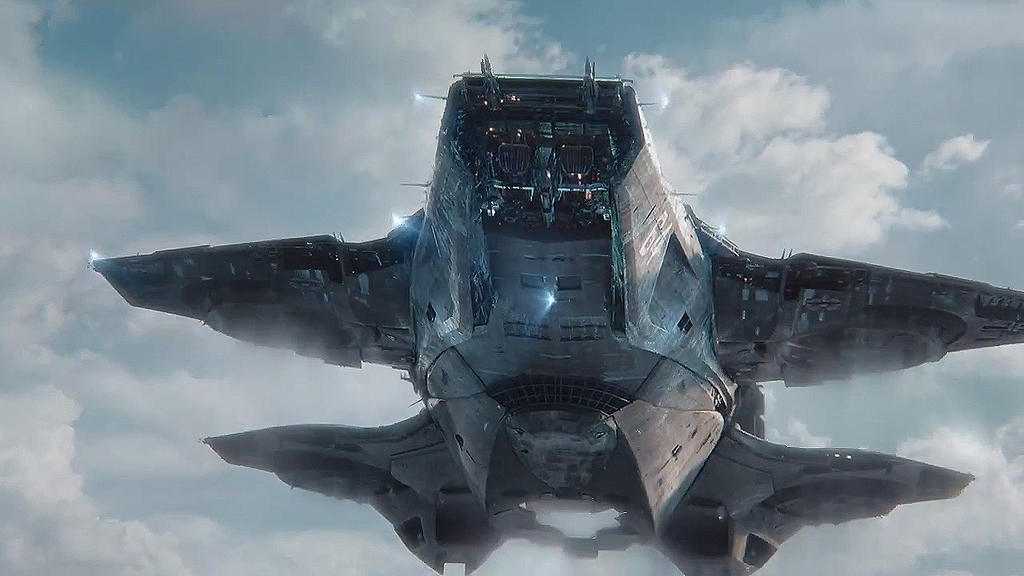 Real World US Navy Gets Helicarriers
